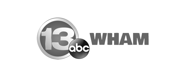 Nancy Roberts featured on 13 WHAM ABC logo