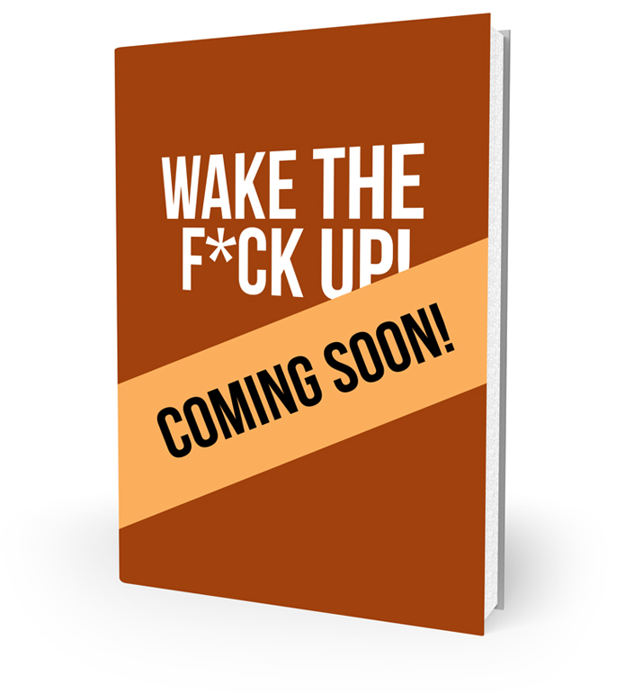 Nancy Roberts Book Wake the F*** Up
